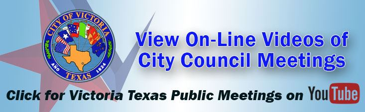 View online videos of City Council Meetings